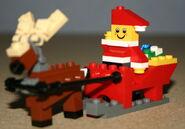 40010 Weihnachtsmann
