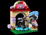 41123 Le toilettage du poulain 2