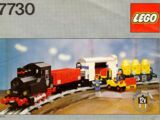 7730 Electric Goods Train Set