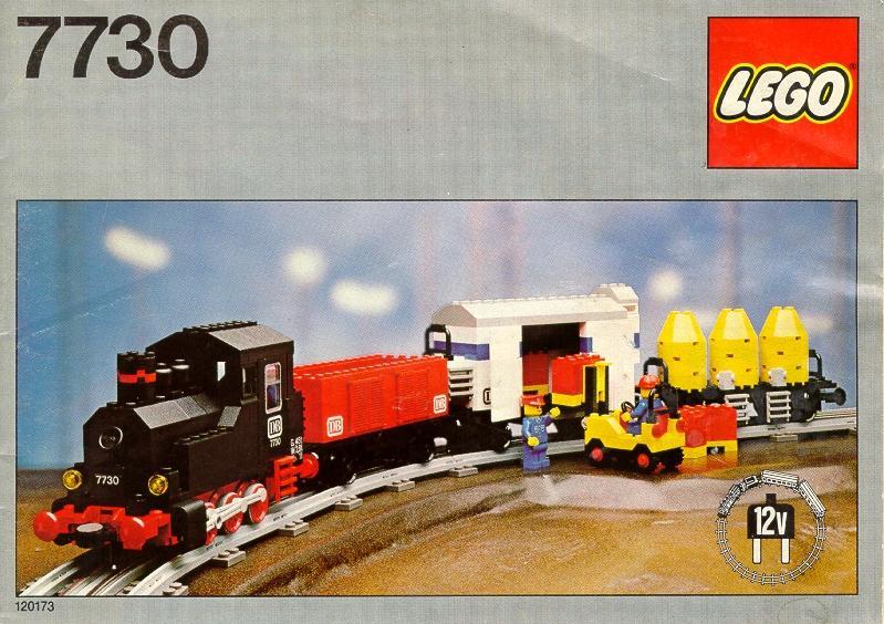7730 Electric Goods Train Set Brickipedia Fandom Powered By Wikia