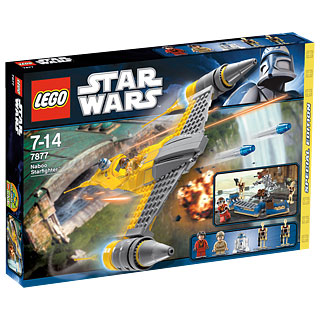 7877 Naboo Fighter
