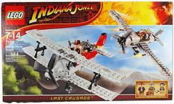 Indy lego 7198