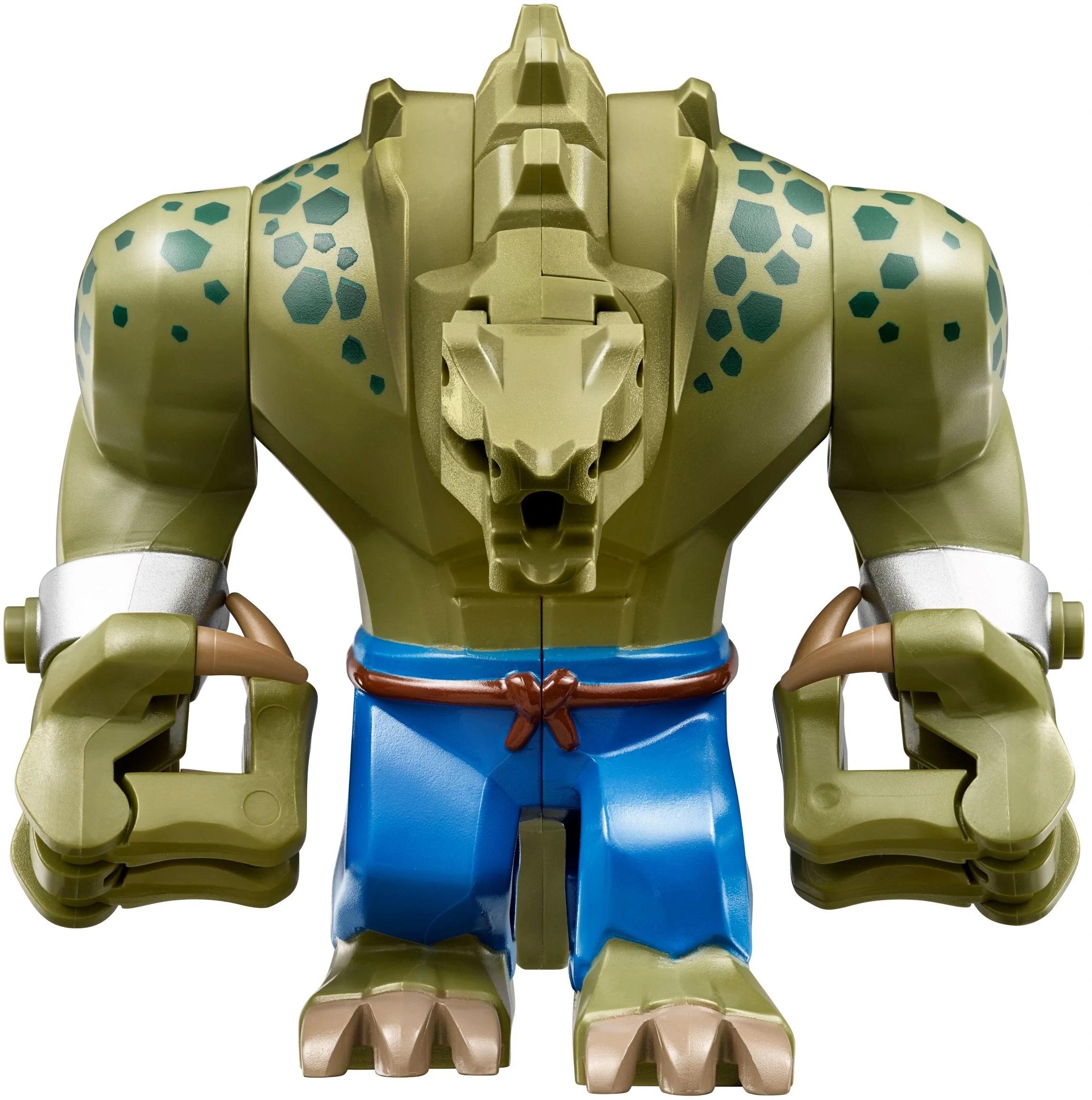Killer Croc Brickipedia Fandom Powered By Wikia