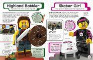 LEGO Minifigures Character Encyclopedia 6