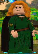Minifigure Merida