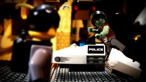Space Police Log 04 H.Q. Briefing