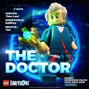 The Doctor LEGO