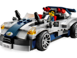 8634 Mission 5: Turbocar Chase