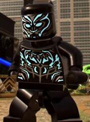 Vibranium suit