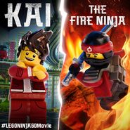 Vignette Ninjago Movie 8