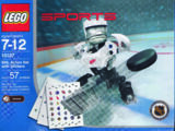 10127 NHL Action Set with Stickers