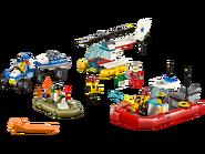 60086 Ensemble de démarrage LEGO City