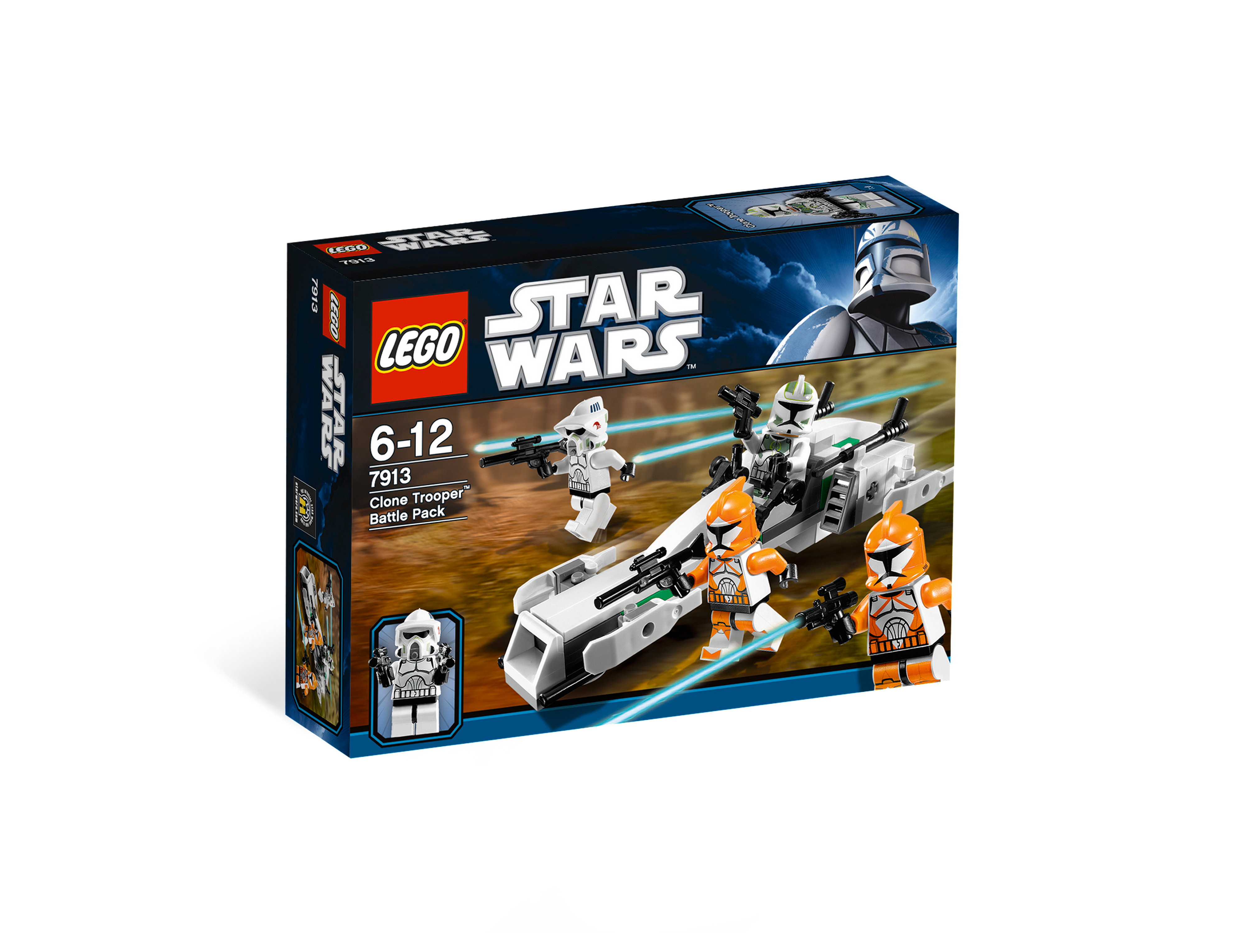 7913 Clone Trooper Battle Pack Brickipedia Fandom Powered By Wikia