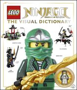 LEGO Ninjago The Visual Dictionary