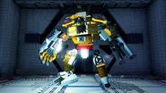 La Grande Aventure LEGO Le jeu vidéo Barbe d'Acier
