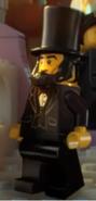Lego Abe Lincoln 2