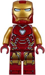 Lego Iron Man Endgame