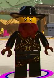 TLM2VG Bandit Guy