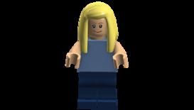 The Big Bang Theory minifigures (Penny)