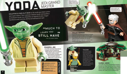 Yoda Chronicles page samples