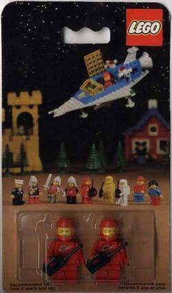 0012 Space Mini-Figures