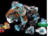 70143 Le robot Tigre de Sir Fangar