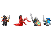 70326 Le robot du chevalier noir 9