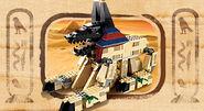 7326 Le réveil du Sphinx 3