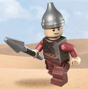 Alamut Guard animated