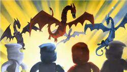 Image ninjas & dragons