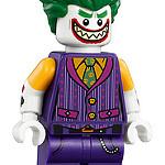 Joker LEGO Batman Movie Head 2