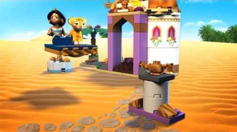 LEGO Disney Princess - Jasmine's Exotic Palace 40161