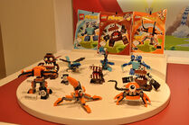 Mixels Série 2 Nuremberg Toy Fair