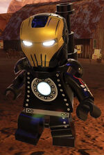 Old west Iron man