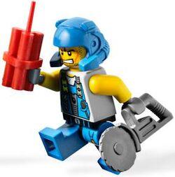 Rex (Power Miners)