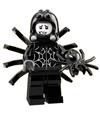 Série 18 Garçon déguisé en araignée