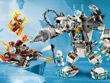 70223 Le robot Ours des glaces