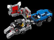 75875 Ford F-150 Raptor et le bolide Ford Modèle A 6