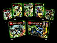 Exo-Force sets