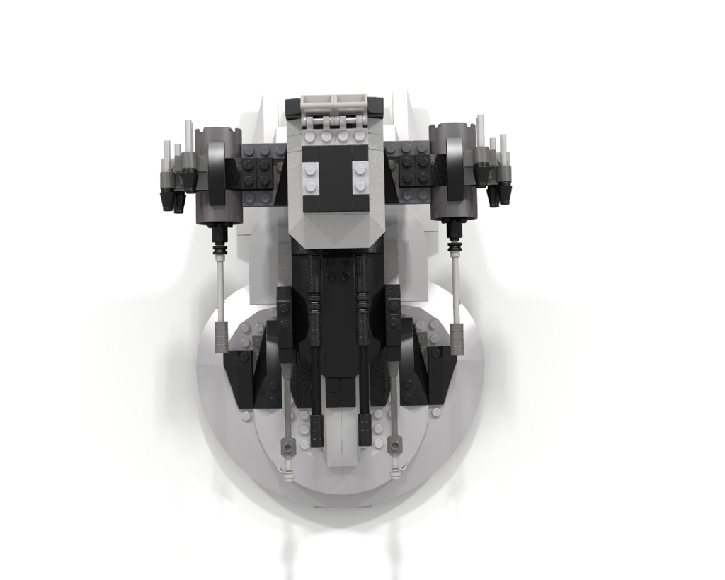 Imperial assault tank iat top view by jesse220-d80aknd
