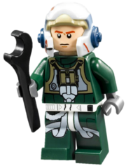 Lego A-wing Pilot