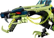 Lego Ninjago Attack of The Morro Dragon 12