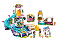 41313 La piscine de Heartlake City
