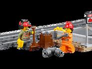 60098 Le train de marchandises rouge 4