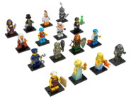 71000 Minifigures Série 9 2