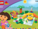 7332 Dora and Boots at Play Park