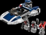 75022 Speeder Mandalorian
