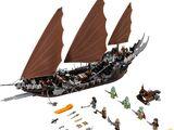 Hinterhalt auf dem Piratenschiff 79008