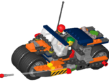 Covert Spy Tank