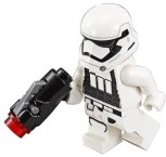 First Order Heavy Gunner with Stud Shooter